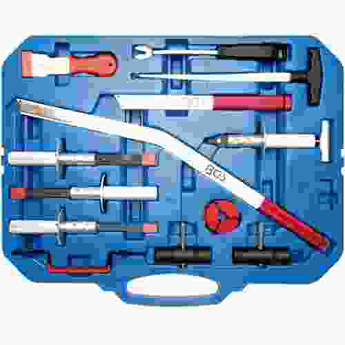 Windschutzscheiben-Werkzeug, 14-tlg.