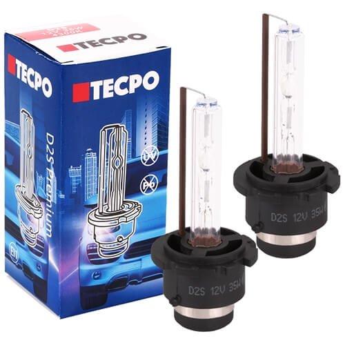 TECPO Xenon-Brenner, D2S, 12V-35W, 4300K