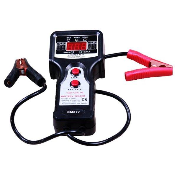 Batterietester 6 und 12 Volt