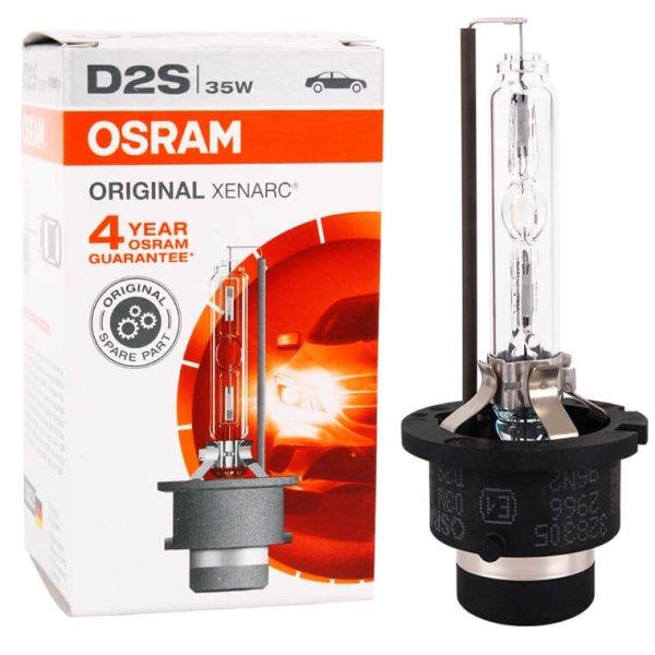 Osram Xenon Brenner Scheinwerferlampe D2S - 4300K