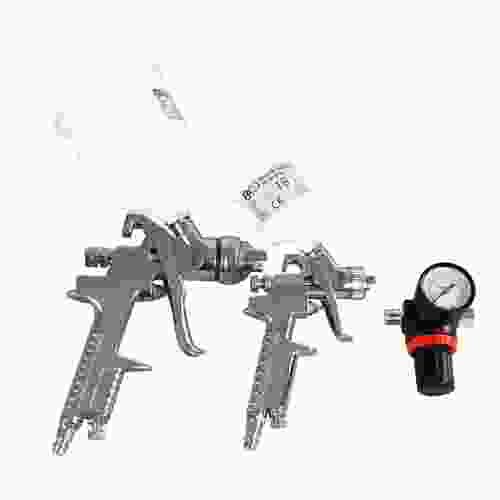 Druckluft-Farbsprühpistolen-Set