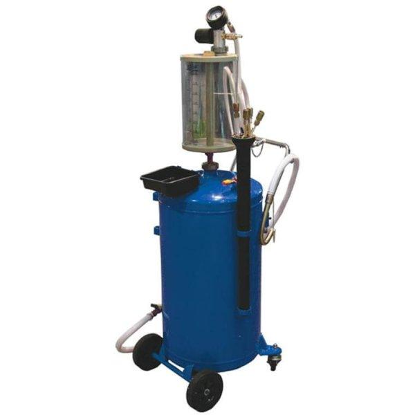 Druckluft-Öl-Absauggerät, 80 Liter